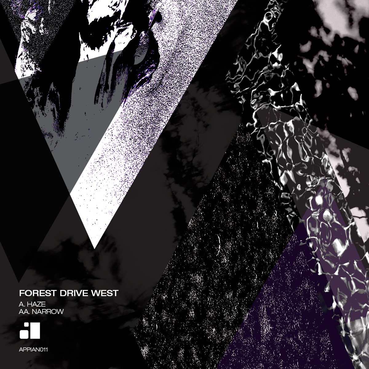 forest-drive-west-ablum-art-techno-record-label-minimal-design-toronto